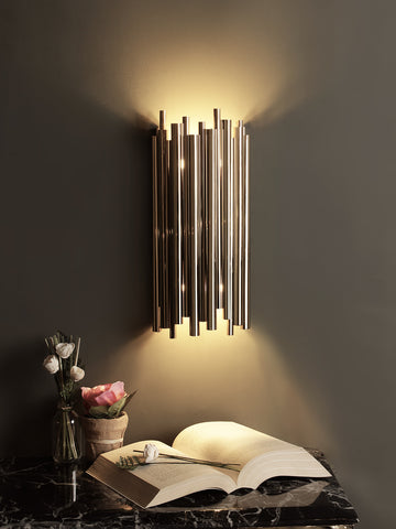 Marvin Gold Branch Wall Light | Buy Modern Wall Lights Online India