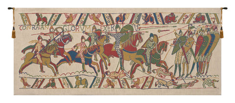 Bayeux The Battle European Tapestry