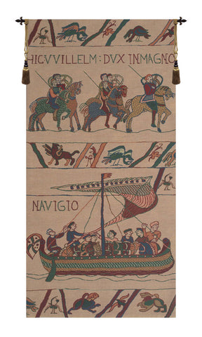 Bayeux - William Navigio Tapestry