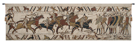 Battle of Hastings II Belgian Tapestry Wall Art