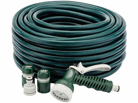 12mm Bore x 30m Watering Hose  KIT DRAPER - Flying Dutchman Stores