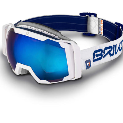 Briko Alfa Ski Racing Goggle w/ Nastek Lens - Action Sports Factory