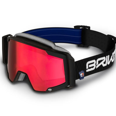 Briko Magmatica 7.6 Ski Racing Goggle - Action Sports Factory
