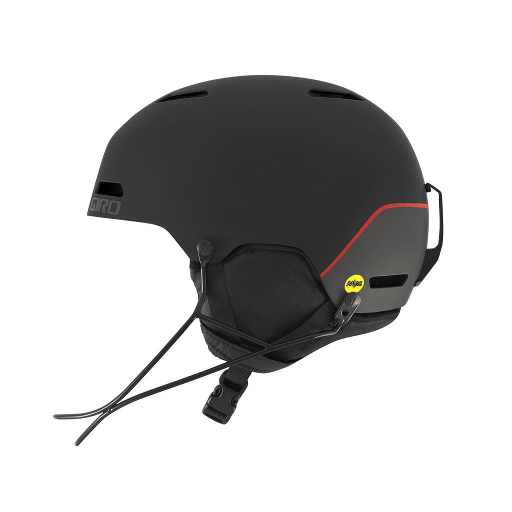 Giro Ledge SL MIPS Race Helmet - Matte Black