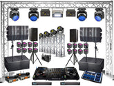 Party Package 6 AV System Package Rentuu