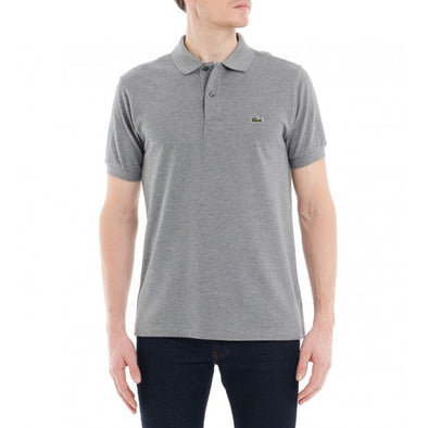 POLO | LACOSTE CLASSIC FIT GRIS - Invog