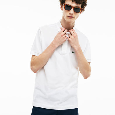 Polo | Lacoste Classic Fit Blanc - Invog