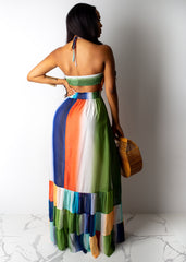 Summer Party Maxi Dress