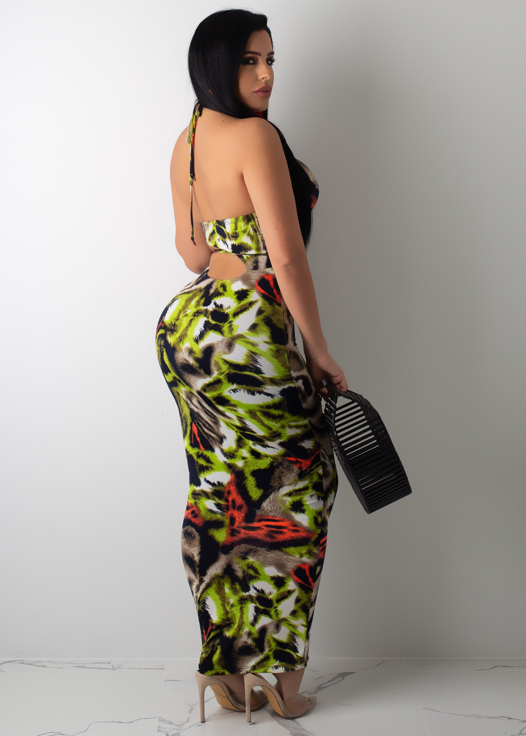 Girl Gone Wild Midi Dress