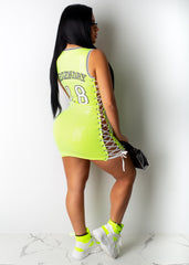 Legendary Girl Mini Dress