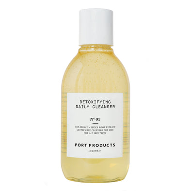 Detoxifying Daily Cleanser - Port Products - Men's Shaving, Skincare, Grooming