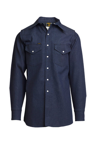 Welding Shirt - Denim