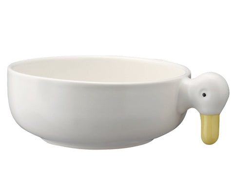 Arihu Duck Large Bowl by Ceramic Japan