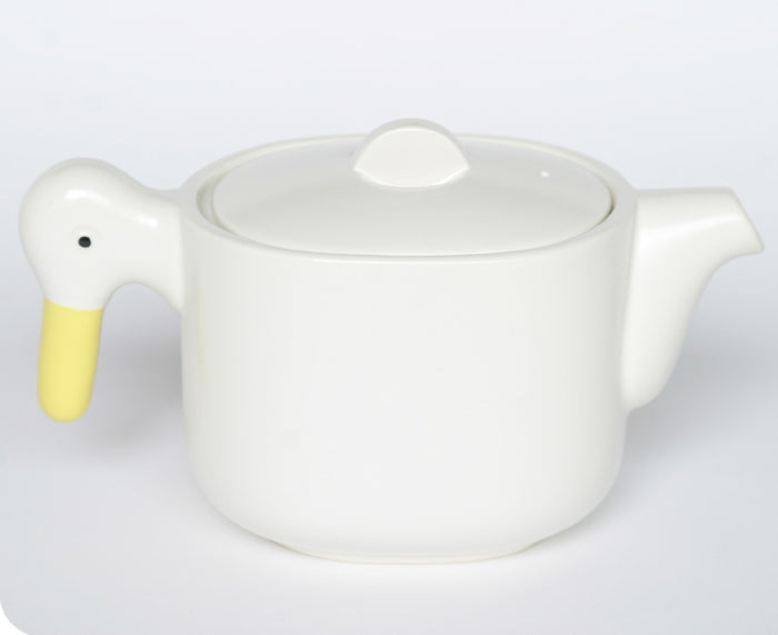 Arihu Duck Teapot by Ceramic Japan