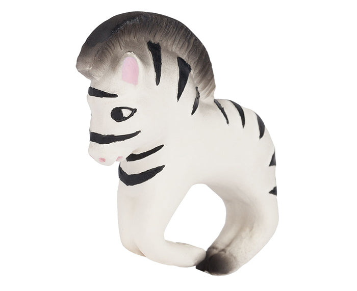 Zoe the Zebra Chewable Bracelet by Oli & Carol