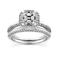 Engagement Ring Semi-mount 3155