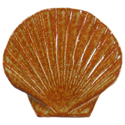 "SSHBROB Seashell - Brown 5"" Artistry in Mosaics"