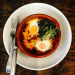 Argentinian Baked Eggs - Just Like Home!!