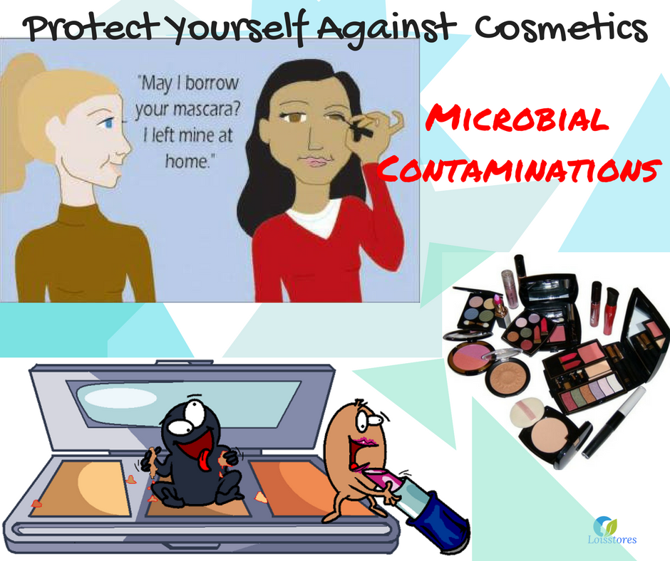 How To Protect Yourself Against  Cosmetics Microbial Contamination
