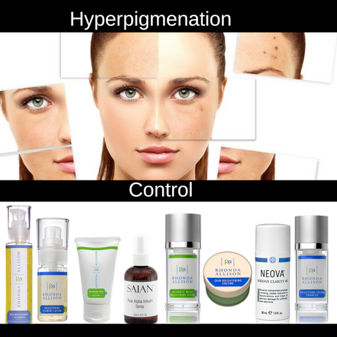 Hyperpigmentation Control products