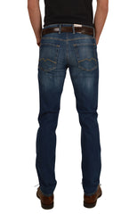 MACFLEXX SUPERSTRETCH JEANS - DEEP BLUE AUTHENTIC