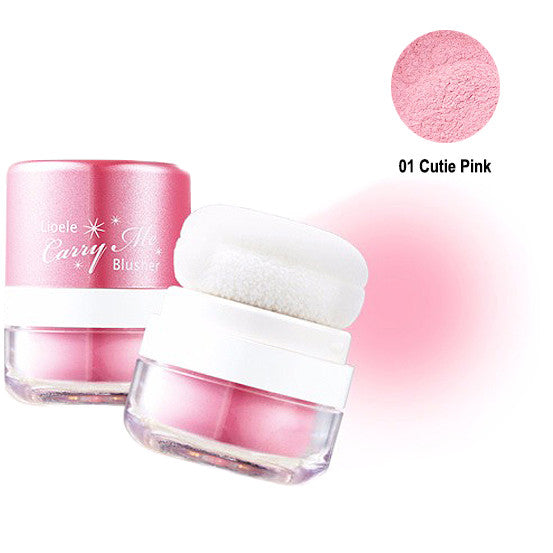 LIOELE Carry Me Blusher 5g, Select