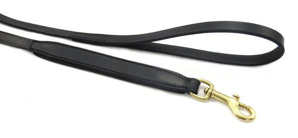 The Vintage Collection Leash (Liquorice Black)