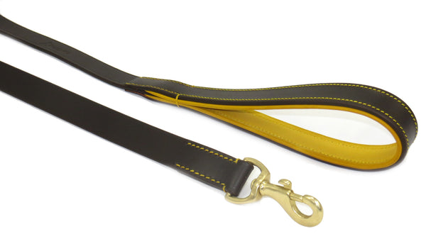 The Huntington Collection Leash (Bistre Brown)