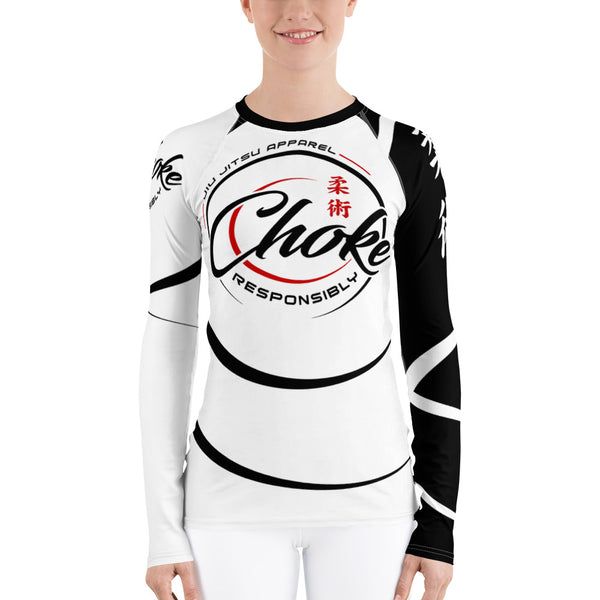 womans rash guard