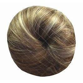 New Hair Net for Buns Available in  Blonde or Brown-Dark Brown