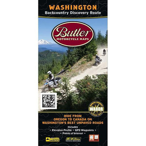 Individual Backcountry Motorcycle Maps