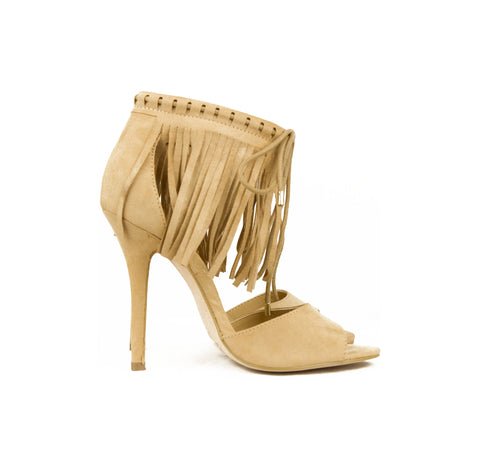 Fringe Gone Wild Sandal - The Perfect Pair Boutique