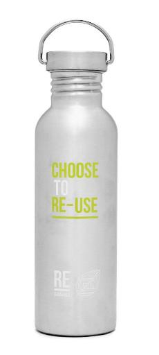 Rechusable: Choose To Reuse Bottle