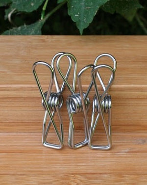 Stainless Steel Marine Grade Clothes Pegs