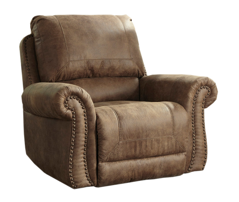 Larkinhurst - Rocker Recliner - Earth