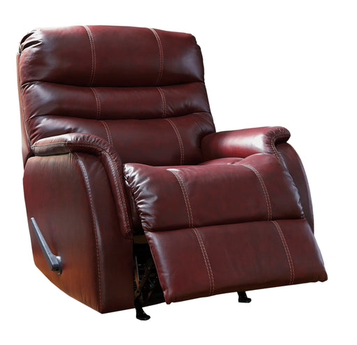 Bridger - Rocker Recliner - Genuine Leather - Optional Power