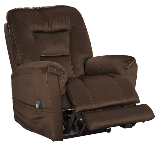 Dakos - Power Recliner w/ Adjustable Headrest