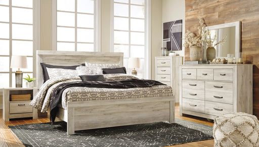 Bellaby Bedroom Set - Panel Bed