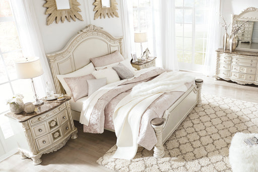 Cassimore Bedroom Set - Panel Bed