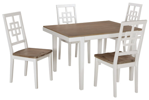 Brovada Complete Dining Set