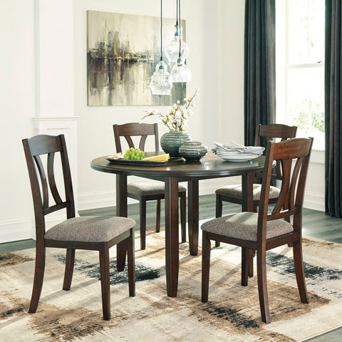 Charnalo Round Dining Set
