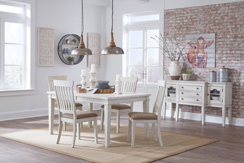 Danbeck Dining Set - Dining Height