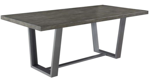 Hutchinson Dining Table - Aged Concrete