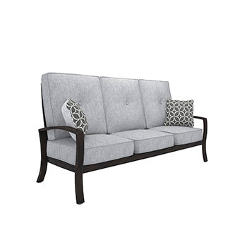 Castle Island Outdoor Sofa with Cushion