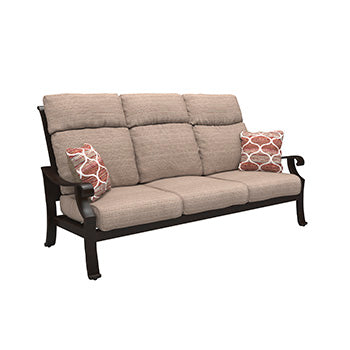 Chestnut Ridge Outdoor Sofa with Cushion