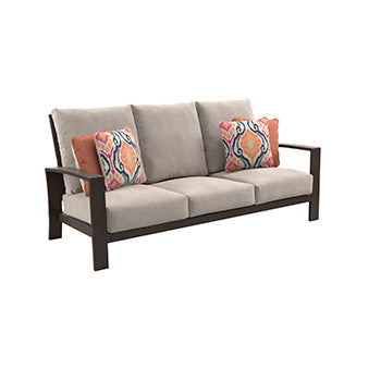 Cordova Reef Outdoor Sofa with Cushion