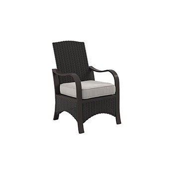 Marsh Creek Outdoor Chair with Cushion - Set of 2