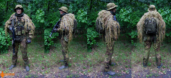 VIPER PRO HOOD (GHILLIE) - Airsoft Imports