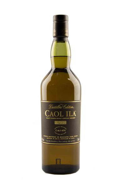 Caol Ila - Distillers Edition 2014 - bei dasholzfass.at bestellen