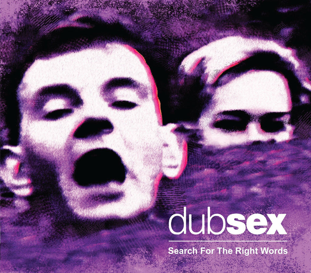 DUB SEX - SEARCH FOR THE RIGHT WORDS CD